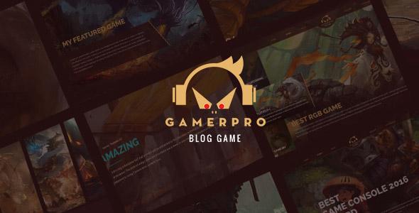 gameproワードプレスのテーマ